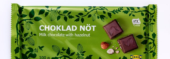 Nuss-Allergiker betroffen: Ikea ruft weitere Schokoladensorten zurück