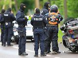 Polizei fehlen Kapazitäten: Rockergruppen erleben Renaissance