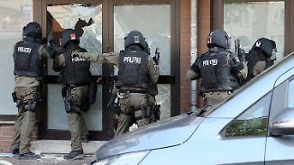 Terrorangst in Deutschland: Polizei und SEK rücken in Bremen und Hildesheim zu Großeinsätzen aus