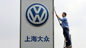 Seit 1984 ist VW auf dem mittlerweile größten Autoabsatzmarkt der Welt, China, aktiv.