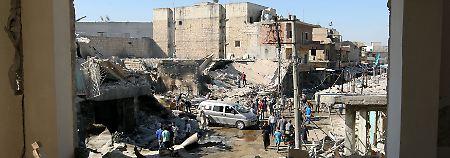 UN nicht eingeweiht, Russland schon: Assad richtet Hilfskorridore für Aleppo ein