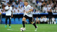 Schluss nach 121 Spielen für den DFB: Schweinsteiger sagt Servus! Kämpfer, Kapitän, Weltmeister