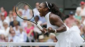 Olympia-Porträt: Serena Williams, Tennis