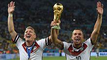 """""""Es war mir eine Ehre"""": Podolski tritt aus DFB-Team zurück"""