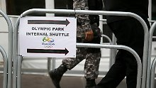 """""""Kann nie genug davon haben"""": OK verteilt Kondome für Olympia-Sex"""