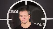 Matt Damon hat's noch drauf: Jason Bourne schlägt Captain Kirk
