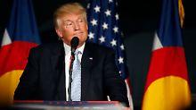 Trump beleidigt Soldaten-Eltern: Ein Fehltritt zu viel?