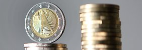 Hartgeld? Nein danke!: Erste Bank verweigert Münzannahme