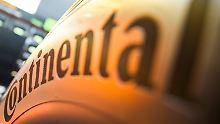 15% Renditepotenzial pro Jahr: Conti-Discount-Zertifikate