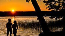 Ferien in der Heimat: Deutschlands Badeseen sind kleine Urlaubsoasen