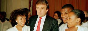 """""""Yeah! Wir müssen Amerika wie ein Business führen"""", findet der alte Freund und spricht sich ganz klar für ihn als nächsten US-Präsidenten aus."""