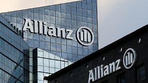 Optimistisch trotz Gewinneinbruch: Unwetter verhageln Allianz das Geschäft