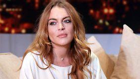 Promi-News des Tages: Lindsay Lohan kann ihre Miete nicht zahlen