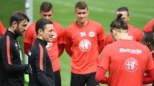 Der Bundesliga-Check: Frankfurt: Kovac' Eintracht im Wunderland