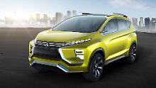 3008-Interpretation aus Japan: Mitsubishi präsentiert wilde Studie