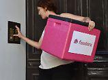 Milliardendebüt in Frankfurt: Anleger setzen auf Delivery Hero