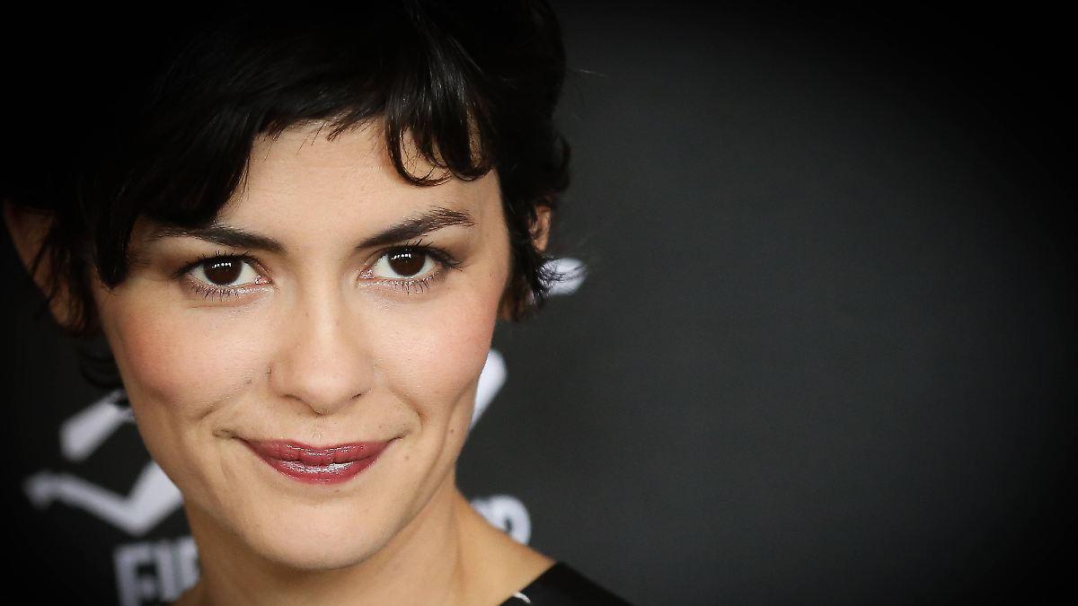 Für immer Amélie?: Die fabelhafte Welt der Audrey Tautou