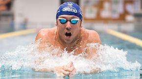 Ausgeklügelte Vorbereitung auf Rio: Brustschwimmer Marco Koch ist auf Medaillen-Kurs