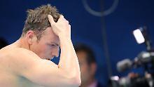 Letztes Einzelrennen der Karriere: Paul Biedermann verpasst Medaille