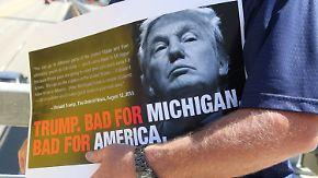 """""""Charakterlos und gefährlich"""": 50 prominente Republikaner warnen vor Trump"""