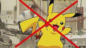 Keine Monsterjagd am Fließband: Unternehmen verbieten Mitarbeitern Pokémon Go