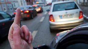 Weniger Rücksicht, mehr Stress: Aggressionen auf Deutschlands Straßen nehmen zu