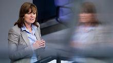 """Nach ihrer """"Lebenslauf-Lüge"""": Petra Hinz will aus SPD austreten"""