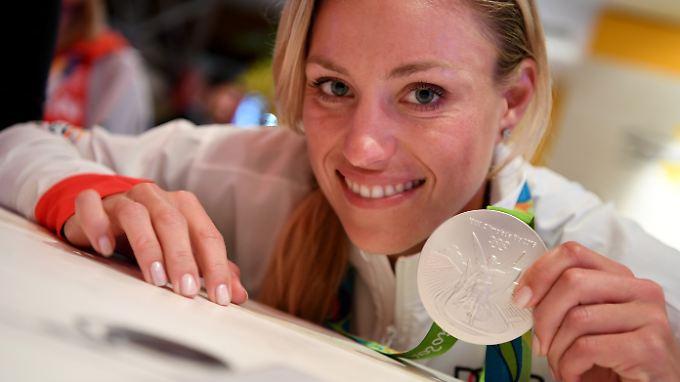 Vier Medaillen für Deutschland: Kerbers Traum vom Olympia-Gold platzt