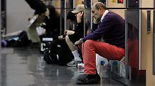 Panik nach Berichten über Schüsse: JFK schließt zwei Terminals