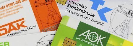 GKV mit mehr 15 Milliarden Rücklagen: Kassen machen 600 Millionen Euro Plus