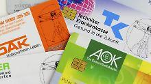 GKV mit 15 Milliarden Rücklagen: Kassen machen 600 Millionen Euro Plus