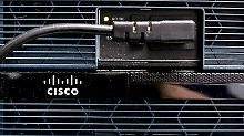 Bericht: Firma vor Neuausrichtung: Cisco streicht 14.000 Stellen