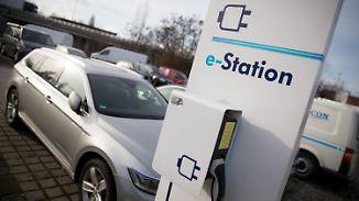 Bund will in Ladestellen investieren: E-Autos bleiben auf deutschen Straßen Raritäten