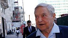 George Soros hat seinen nächsten Schachzug offenbart.