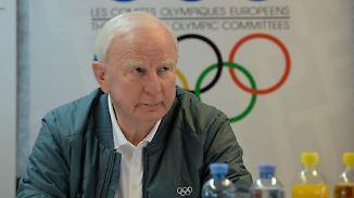 Schwarzmarktgeschäfte mit Tickets: IOC-Spitzenfunktionär Hickey in Rio verhaftet