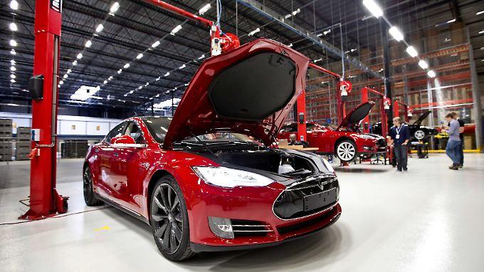 Teslas Technik ist begehrt.