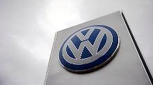 20.000 Kurzarbeiter: Streit mit Lieferanten legt VW lahm