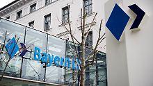 Zinsflaute setzt hart zu: BayernLB und LBBW ächzen