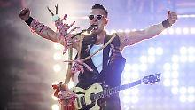 Volks-Rock'n'Roll unplugged: Gabalier gibt Österreich-Debüt bei MTV