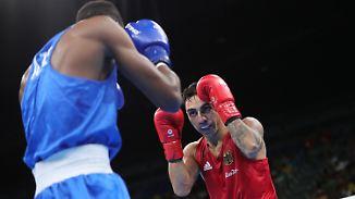 Deutscher Olympia-Bann gebrochen: Artem Harutyunyan boxt sich zu Bronze