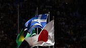 Abschlussparty der Olympischen Spiele: Rio feiert die Sportler - und sich selbst