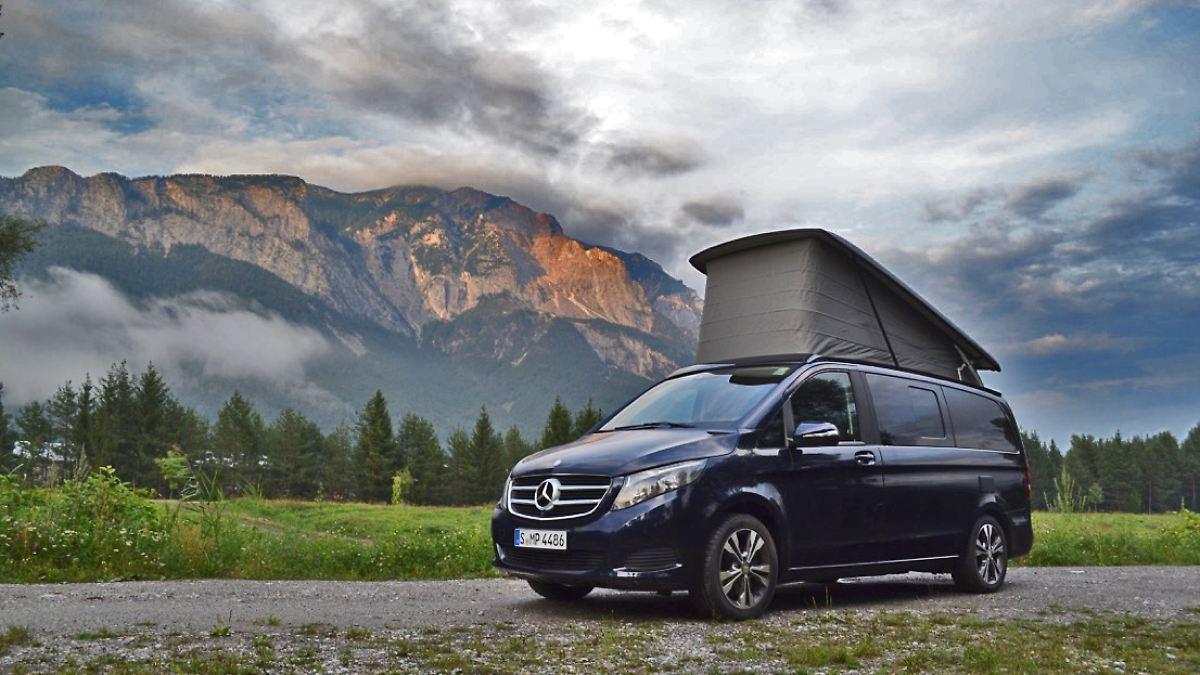 Mercedes Marco Polo im Praxistest - n-tv.de