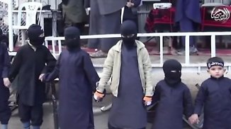 """Kinder auf Selbstmordmission: """"Ich wollte auch als Märtyrer sterben"""""""