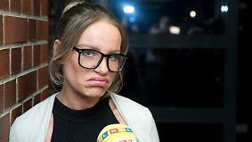 Falsche Vergewaltigungsvorwürfe: Gina-Lisa Lohfink muss 20.000 Euro Strafe zahlen