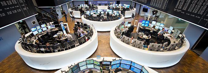 Dax-Vorbericht: Anleger fiebern US-Jobdaten entgegen