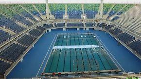 Teurer Erhalt der Sportstätten: Was passiert mit den Olympia-Arenen in Rio?