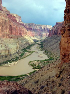 Einer der berühmtesten Nationalparks der USA: der Grand Canyon.