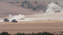 Türkische Bodenoffensive in Syrien: Erdogan setzt auf eine gefährliche Strategie