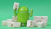 Aussicht aufs Nougat-Update?: Diese Smartphones bekommen Android 7