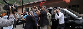 Regierung beschuldigt PKK: Angriff auf Politiker-Konvoi in Nord-Türkei